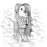 この夏 アマビエが風鈴で参上ですって・・・・  人事見直し倶楽部通信  №3738